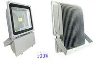 100W LED 투광 램프 IP65 가든 경기장 투광 조명 100 와트 야외 높은 전원 프로젝트 빛 홍수 조명 WW / CW CE로시 2 년 보증