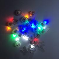 Interruptor de la venta directa de la fábrica LED globo de color 7 globo globo bola bola lámpara