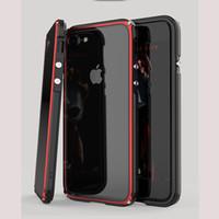 Pour Iphone 6 S Téléphone Cas Couvrir En Aluminium Cadre En Aluminium  Boîtier Pour Iphone 6 2cf6c363669
