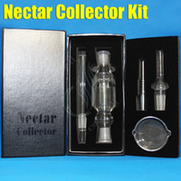 Top Nectar Collector kit honey straw 2. 0 Glass pipe water pi...