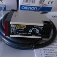 E3JK-DS30M1 5-wire اومرون جديد جودة عالية انعكاس الأشعة تحت الحمراء الكهروضوئية التبديل مجسات الضمان لمدة عام