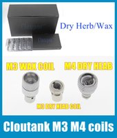 for Cloutank Series M4 M3 Dry Herb   Wax Core head for Cloup...