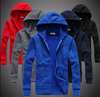 Wholesale- Hot sale Mens Hoodies and Sweatshirts autumn winte...