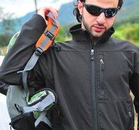 Free shipping New Men's Fleece Apex Bionic Fleece SoftShell Windstopper Jacket, Outdoor Men Windproof Waterproof Climbing Sportswear Out