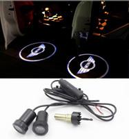 높은 전원 LED 자동차 도어 조명 BMW 미니 환영 라이트 프로젝터 고스트 섀도우 램프