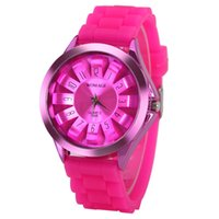 Strutturato Blocky Chrysanthemum Petalo Face Watch Cina Marca WoMaGe Orologi Donna Uomo silicone Jelly Wristwatches relogio feminino 1550