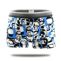 Hot Men Underwear 14 Colors Cartoon Mens Boxers Milk Ice Men...