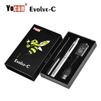 100% Authentic Yocan Evolve- C Dry Herb Wax Starter Kit 2 Car...