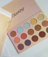 State of Mind ColourPop Golden 15 Colors Eyeshadow Palette G...