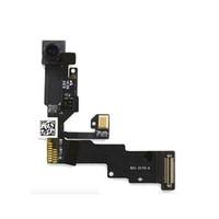 5 5s 5c 6 6s Küçük Fotoğraf Makinesi Tamir Yedek Yedek Parça 6SP iPhone için ön bakan kamera Yakınlık Işık Sensörü Flex Şerit Kablo
