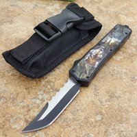 Recommend mi North American Wolf Totem Hunting Folding Pocke...
