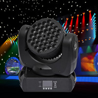 Hot sell RGBW color mixing Cree led 36*3W led moving head wa...