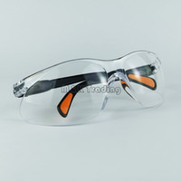 Workplace Safety Supplies Safety Goggles Dustproof Eyeglasse...