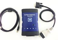 per GM MDI Scanner di scansione diagnostico Strumento di interfaccia diagnostica multiplo senza scatola di plastica spedizione veloce