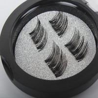 Magnetic Eyelashes 3D Mink handmade lashes no glue easy remo...