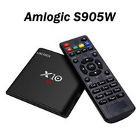 X10 Amlogic S905W Quad- core Android 7. 1 2GB 16GB Smart TV Bo...
