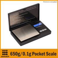 500g 0. 1g High Accuracy Mini Electronic Digital Pocket Scale...