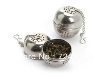 Tea Infuser 4CM Tea Ball Stainless Steel Herbal Pot Tea Infu...