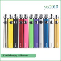 Evod Battery Electronic Cigarettes For MT3 Ce4 Ce5 Vaporizer...