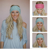 hot sale 31 colors Fashion Warmer headbands for women Women&...