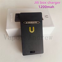 Newest vape accessory the jili box rechargeable power bank f...