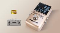 NUX Loop Core Deluxe 24 pédales Looper Le nouveau compagnon de musique pour le musicien moderne d'aujourd'hui - L'emballage d'usine comprend une pédale commutateur AB