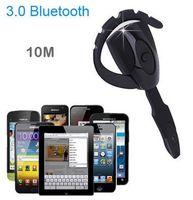 20 sztuk / partia Premium Bluetooth Gaming Słuchawki Bezprzewodowe słuchawki Bluetooth Słuchawki do PS3 z opakowaniem detalicznym