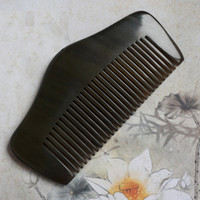Horn Poacket Hair Comb Hair Care Styling Beauty Men Mini Poc...