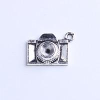 Retro Charm Silver/Copper Camera pendant Manufacture DIY jewelry pendant fit Necklace or Bracelets 250pcs/lot 833w