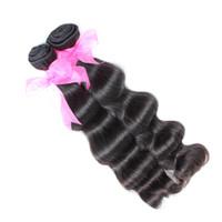 8 ~ 34inch äkta mongoliska raka hårväft 2st / mycket naturlig färg mongolskt mänskligt hår vävbuntar Greatemy dropshipping hårförlängning
