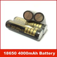 Brand New Protected Ultrafire 18650 4000mah 3. 7v Rechargeabl...