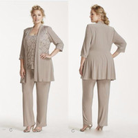 Mother Of The Bride Pant Suits - Beautiful Mother of The Groom ...