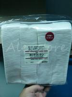 Japon 100% saf organik pamuk fitilleri pamuk kumaş japonya pedleri DIY RDA Aracı Vape Ecig Mekanik mod Için 180 adet / torba MUJI