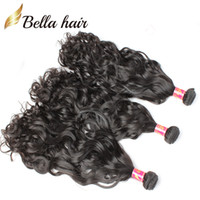 Brazilian Hair Bundles Virgin Human Hair Weaves Hair Extensi...