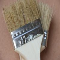 preiswerter Lieferant heißer Verkauf professionelle Nylon Borsten Pinsel 1 Zoll