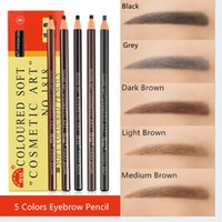 DHL Free Shipping 5 Colors Waterproof Automatic Eyebrow Penc...