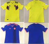 17 18 Soccer 9 Radamel Falcao Jersey Colombia Football Shirt...