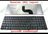 NewLaptop keyboard FOR Acer Aspire E1 521 531 571 E1-521 E1-531 E1-531G E1-571 E1-571G ,Travelmate 5740 5742 Black Russian RU version - NSK-