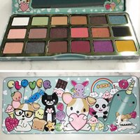 New Clover A Girl' s Best Friend Makeup 18 colors Eye Sh...