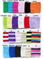 6x6 дюймов Вязание крючком пачка трубки топы pettiskirt пачка топы для новорожденных девочек пачка платье