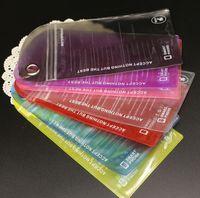 2015 ماء الحقيبة سستة حامي حزمة التجزئة التعبئة PVC بولي حقيبة بلاستيكية لسامسونج S5 S4 ملاحظة 3 فون 6 حالة الهاتف الخليوي