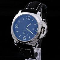 Casual Business Men' s Stainless Steel Genuine Leather Q...