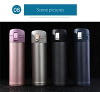 480ML Thermos tea mug with Strainer Thermo mug Thermos Coffe...