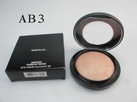 얼굴 분말 무기화 메이크업은 파우더 파운데이션을 AB3 부드럽고 Gental ePacked 배송 선택 10 개 색상 프레스드