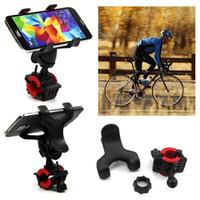 Livre dhl essencial conveniente para transportar, fácil de usar mais novo universal da bicicleta da bicicleta alça de telefone celular montar titular para iphone samsung