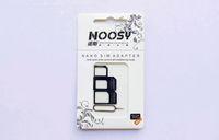NOOSY Nano Sim / micro Sim / Standard Sim Card Converter Nano Sim Adapter for All Smart Phone dispositivi mobili