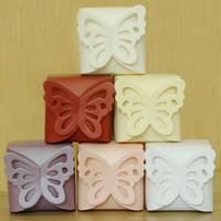 Farfalla scava fuori di caramella di festa di nozze Baby Shower confezioni regalo per multi colori 0 15hb C R