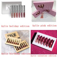 Kylie Jenner lipstick Birthday & Valentine & holiday Edition...