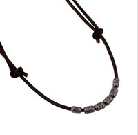 2018 new man necklace natural stone beads pendant necklaces ...