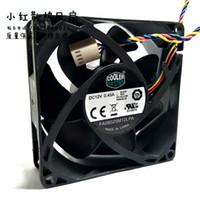 Cooler Master Fa08025M12Lpa 12 V 0.40A 80 * 80 * 25mm 8 cm 4 linia PWM Hydraulic Silent CPU wentylator